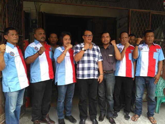 Plt Ketua F SPTSI-K SPSI Kota Medan Terpilih Kamaluddin Tanjung