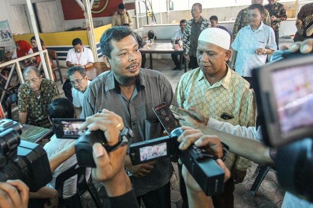 Gaji Tak Wajar, Guru Honor Al Washliyah Mengadu ke Djarot-Sihar