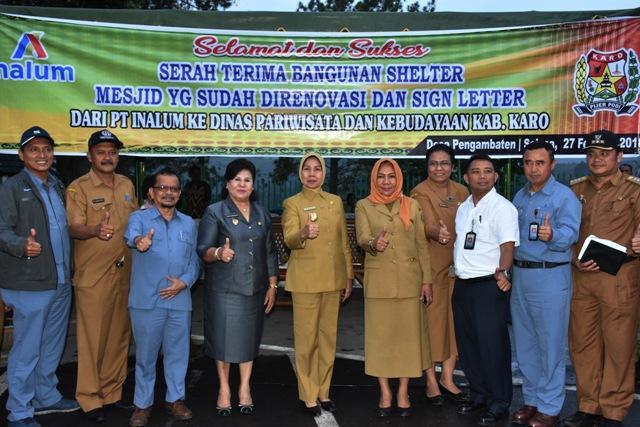 Serahkan Bantuan CSR PT Inalum, Wagubsu Ajak Semua Elemen Masyarakat Bangun Daerah