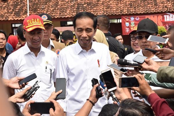 Bukan Karangan, Presiden Jokowi: Data-Data yang Saya Sampaikan dari Kementerian dan Lembaga