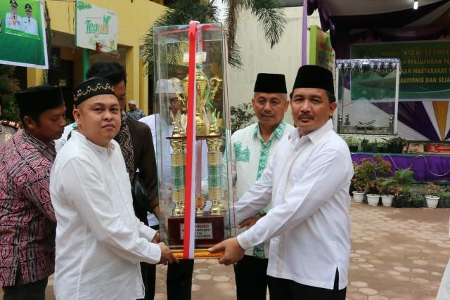 Wali Kota Medan Buka MTQ ke-52 Tingkat Kecamatan Medan Perjuangan