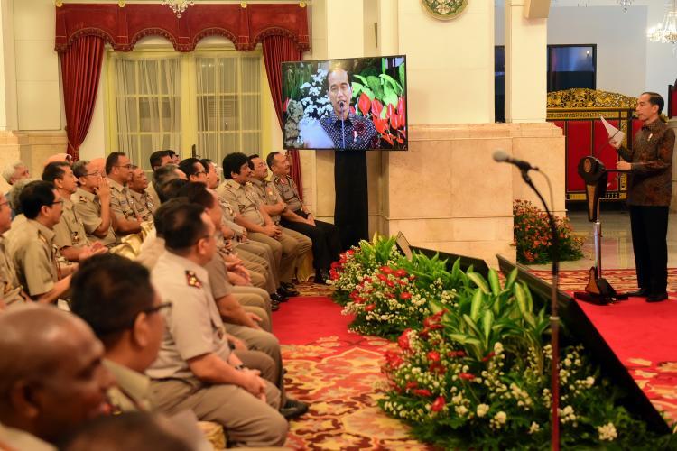 Mulai Tahun Ini, Presiden Jokowi Minta Kementerian ATR/BPN Terapkan Pelayanan Berbasis Digital