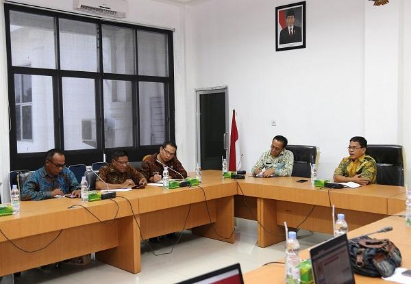 Implementasi Puja Indah, Pemkab Dairi Kunjungi Pemkab Labuhanbatu