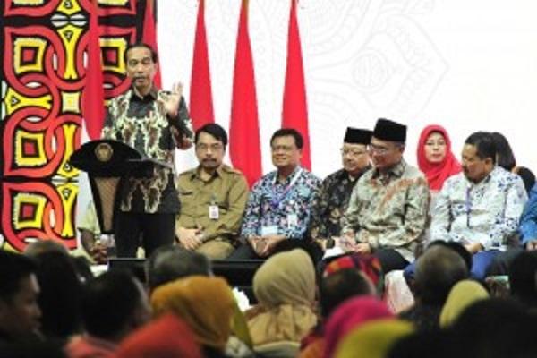 Presiden Jokowi Minta Guru-Guru Vokasi dan SMK di 'Upgrade'