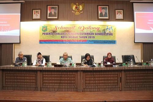 Wali Kota Medan: Pembangunan dan Pelayanan Masyarakat Harus Responsif Gender