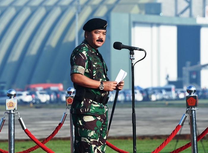 Panglima TNI Sebut Prajurit Profesional adalah Prajurit yang Patuh Hukum