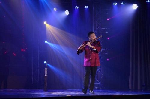 Walikota Medan Saksikan Pertunjukan Pertunjukan Festival of Spring
