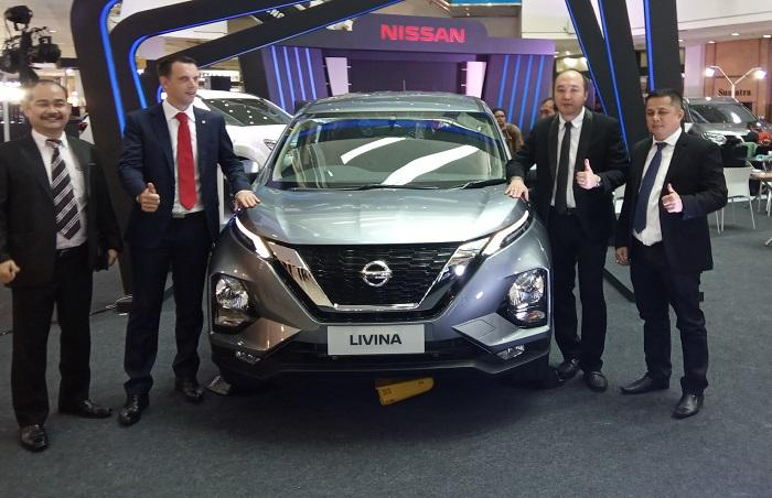All New Nissan Livina dan Nissan Serena Hadir di Medan, MPV dengan Intelligent Mobility