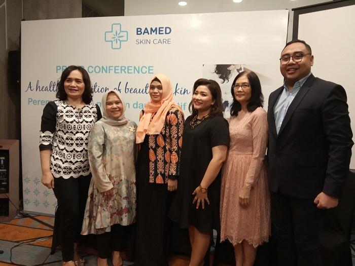 Bamed Skin Care Hadir di Medan, Layani Peremajaan Kulit Modern dan Inovatif