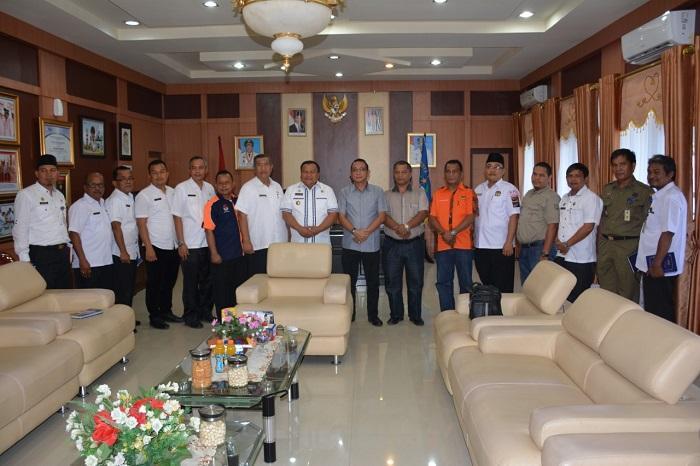 Wali Kota Sibolga Berharap Komisioner KPU Tak Bermain-main dengan Aturan dan Gencar Lakukan Sosialisasi