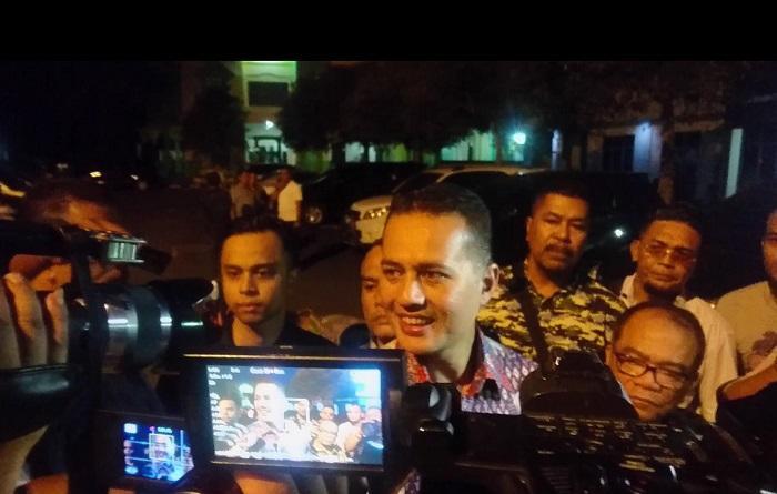 Ijeck Jalani Pemeriksaan Selama 11,5 Jam di Poldasu, Status Sebagai Saksi