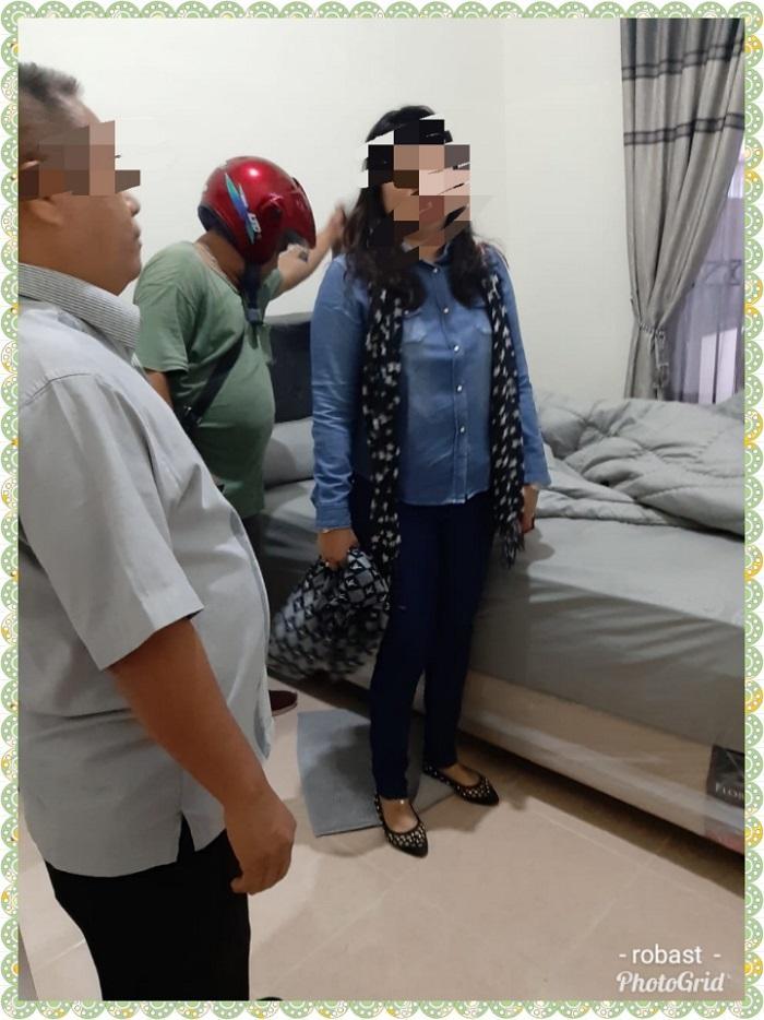 Polisi Amankan Kabiro Sekretariat PTPN 3 Diduga Selingkuhi Istri Orang
