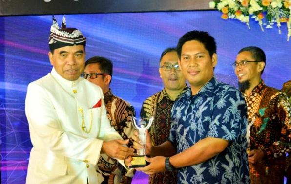 Pelindo 1 Raih Penghargaan di Ajang 8 th InMA 2019