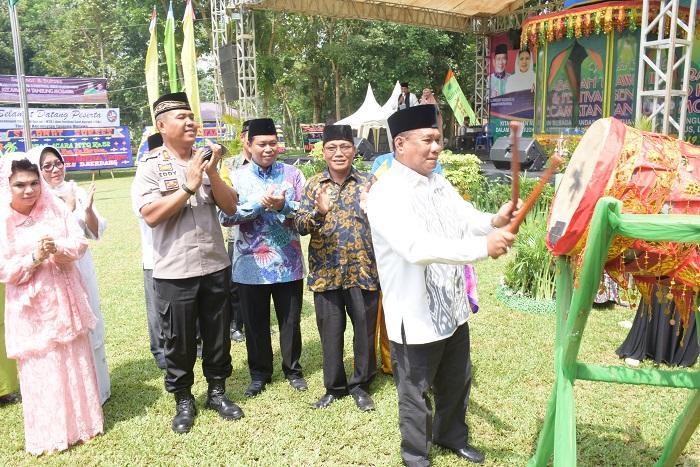 MTQ dan FSN Tanjung Morawa Resmi Dibuka Bupati Deli Serdang