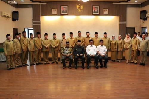 Lantik 18 Pejabat Eselon II, Walikota Medan Tegaskan Kinerja untuk Kepentingan Umum
