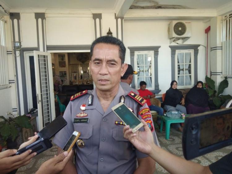 Polsek Delitua Perketat Keamanan di Kawasan Rawan Kejahatan Jalanan