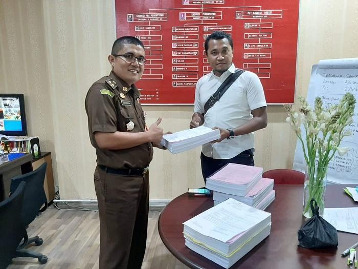 Polrestabes Medan Limpahkan Berkas Perkara Pembunuhan Hakim PN Medan ke Kejari