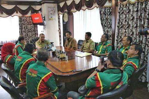 Akhyar Harapkan Kepengurusan KONI Kota Medan yang Baru Bisa Bangkitkan Semangat Olahraga di Kota Medan