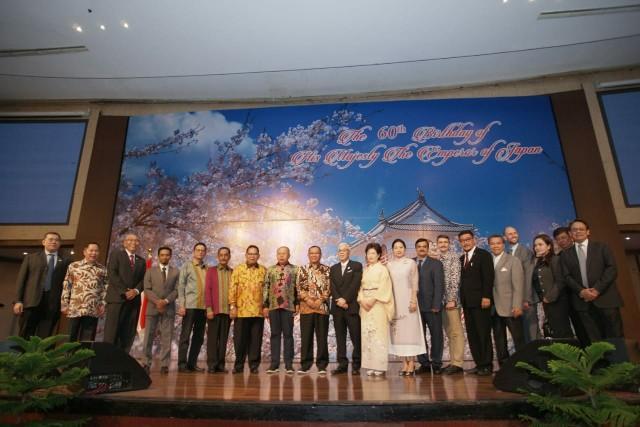 Plt Walikota Medan Ucapkan Selamat Ulang Tahun pada Kaisar Naruhito