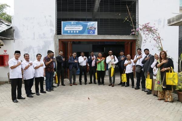 Unpab Medan Gelar Seminar Pendidikan Tinggi Indonesia-India