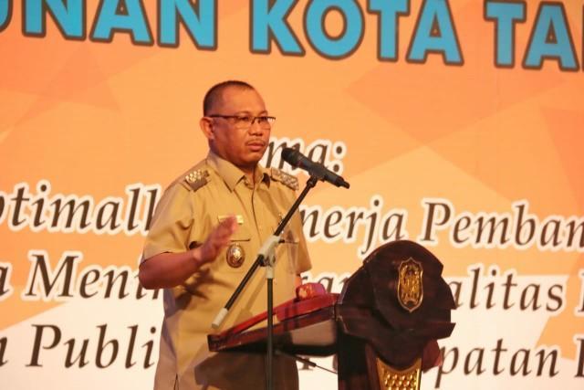 Plt Wali Kota Medan Buka Raker Program Pembangunan Kota Medan 2020, Tekankan Identitas Peradaban Kota