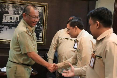Plt Walikota Medan Sambut Baik Produk Beras Fortivit dari Bulog