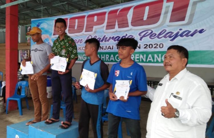 Pekan Olahraga Kota Binjai, Siswa MTsN Binjai Raih Prestasi di Cabang Renang dan Pencak Silat