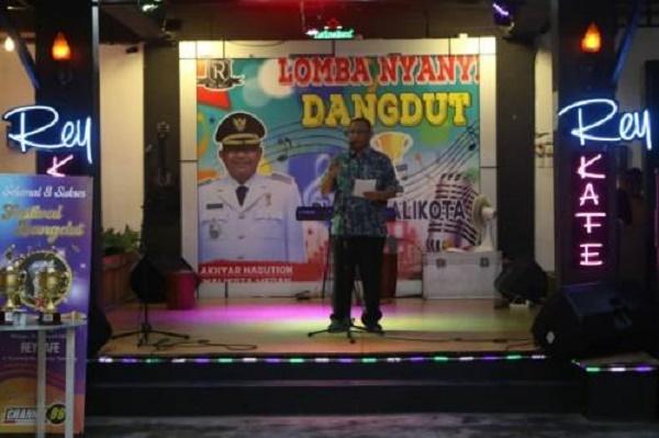 Plt Wali Kota Medan Apresiasi Digelarnya Festival Dangdut 2020