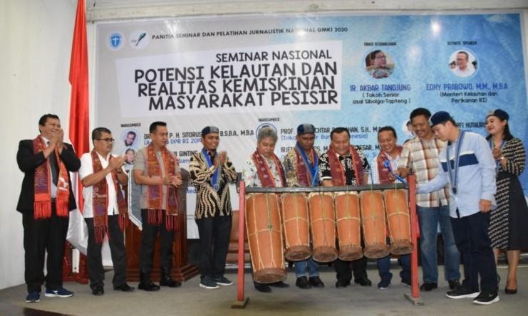 Walikota Sibolga Berharap Pemerintah Pusat Buat Kebijakan Nelayan di Daerah Pesisir