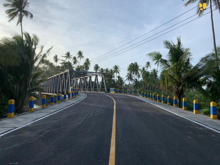 Masuk 10 Destinasi KSPN, Pemerintah Total Gelontorkan Rp 787 Miliar Bangun Konektivitas Pulau Morotai