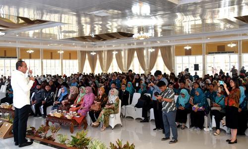 Gubernur Ingatkan Para Pelajar Pentingnya Spiritualitas dan Intelektualitas