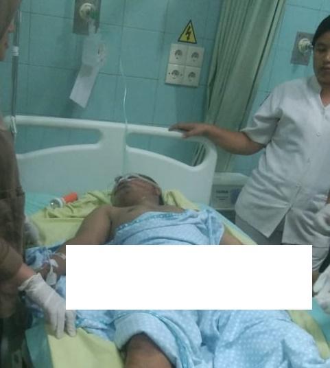 Dua Pencuri Motor Dihajar Massa Saat Beraksi di Sunggal, Satu Pelaku Tewas di Tempat