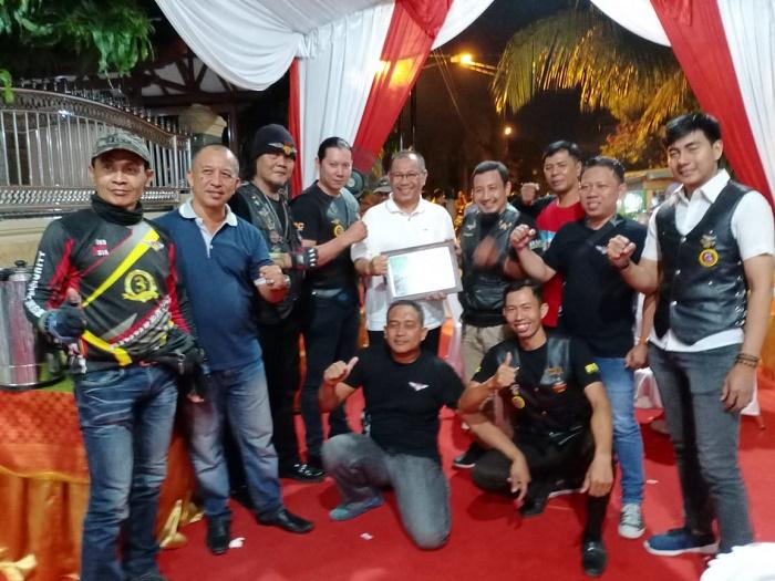 Rider Max Community Siap Bikin Cantik Kota Medan Bersama Akhyar Nasution