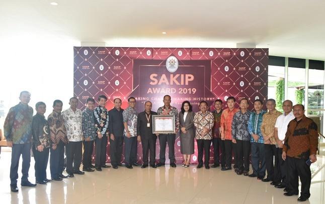 Raih Penghargaan Sakip dengan Predikat BB, Pemkab Humbahas Terima Dana Insentif 8,9 Miliar