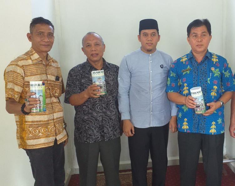 Bappeda Deli Serdang Apresiasi Hawari Indonesia Beri Kajian Rutin di Kantornya
