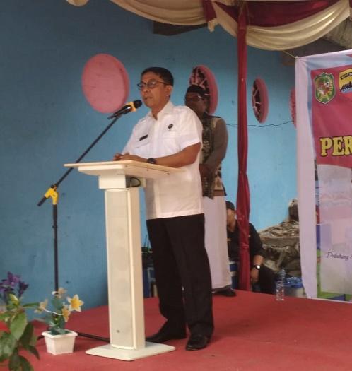 Kepala BNNP Sumut Harapkan Kampung Kubur Jadi Kampung Sejahtera