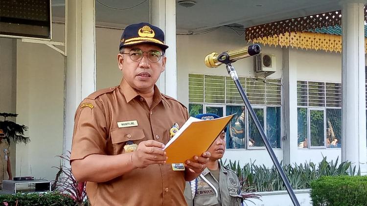 Pimpinan OPD Diminta Pro Aktif Sampaikan LAKIP, LKPJ dan RKPD