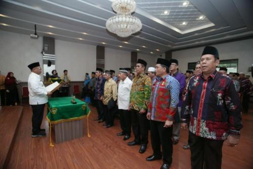 Plt Wali Kota Medan Lantik Dewan Hakim MTQ ke-53