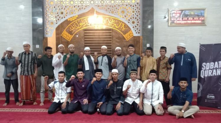 Quality Time With Quran di Masjid Al Akbar Komplek Grand Monaco