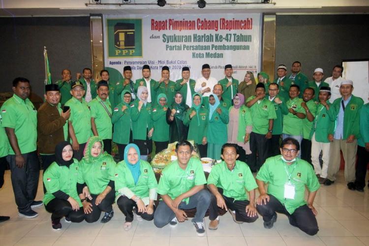 Fit And Proper Test di PPP, Akhyar Nasution Raih Dukungan 10 PAC PPP