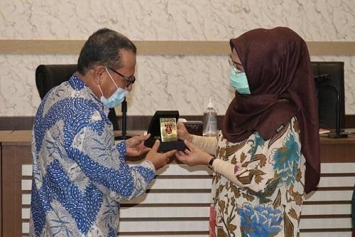 Pelajari Perizinan dan Pembinaan UMKM, Pemkab Agam Laksanakan Kunker ke Pemko Medan