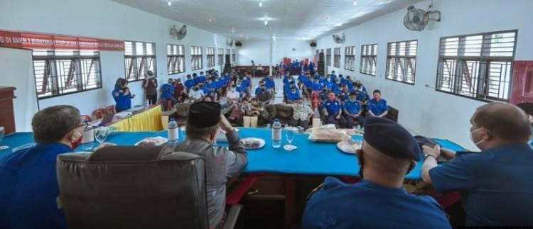 Wawako Padangsidimpuan Buka Pembentukan Satuan Relawan Kebakaran