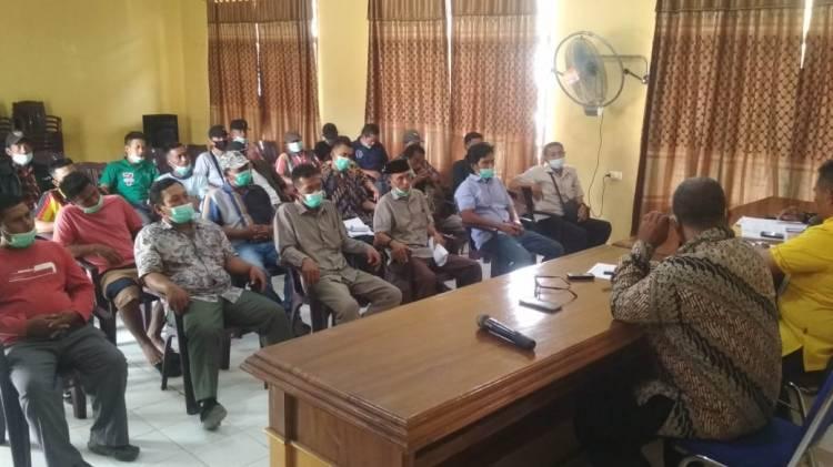 Soal Mosi Tidak Percaya, Suhaimi Minta Klarifikasi dari Lembaga Desa Sei Litur Tasik