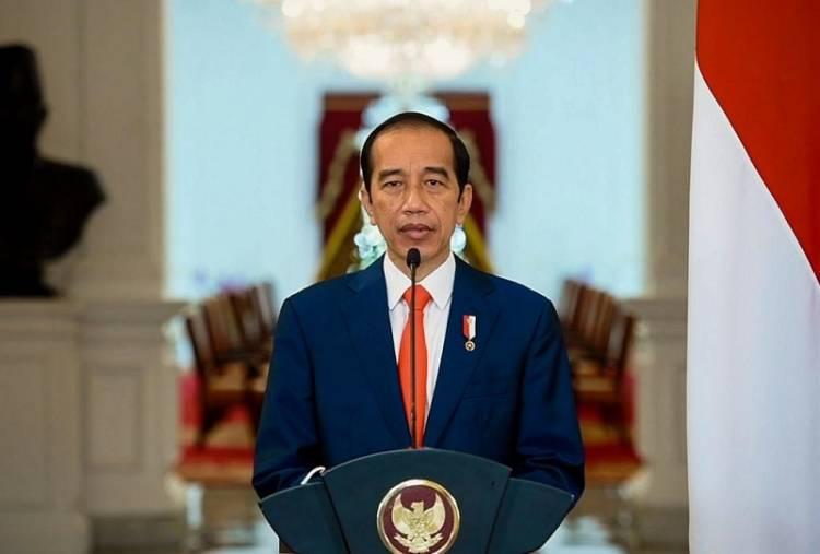 Peluncuran Laporan Tahunan Ombudsman RI, Presiden Jokowi Minta Birokrasi Tingkatkan Kualitas Pelayanan Publik