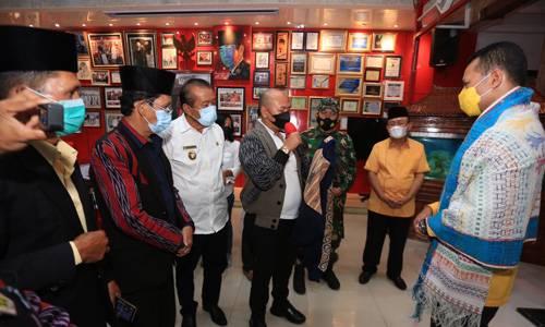 Wakil Gubernur Sumut Terima Usulan Pembangunan Tapanuli Utara