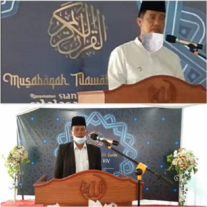 Walikota Pematang Siantar Buka Gelar MTQ ke-XIV di Kecamatan Siantar Sitalasari
