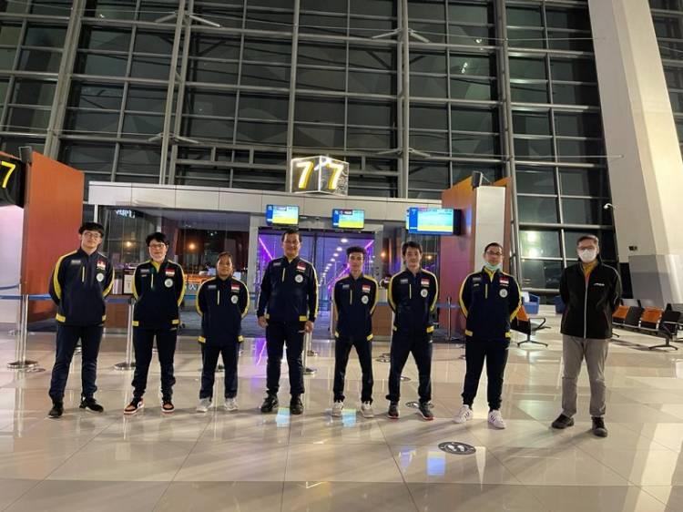 PP PTMSI Utus Atlet Tenis Meja Ikuti Ajang Kejuaraan Dunia di Qatar, Anggaran Rp 750 Juta Cari Sendiri