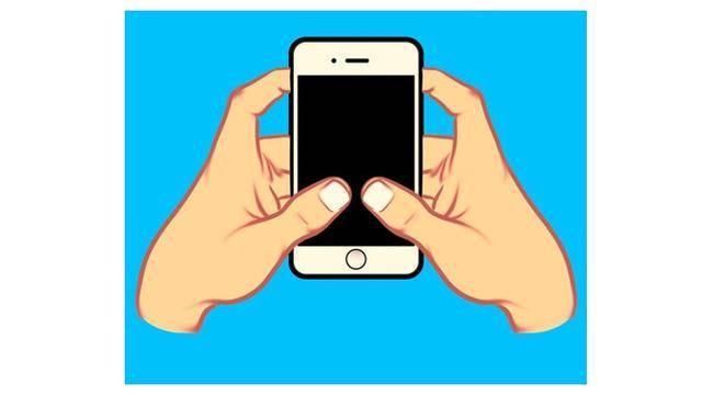 Gara-Gara Main Ponsel Android, Mata Anak Wartawan Terpapar Radiasi