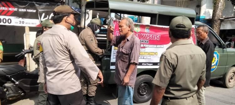 Kapolsek Medan Timur Risau Lihat Masyarakat Masih Langgar Prokes