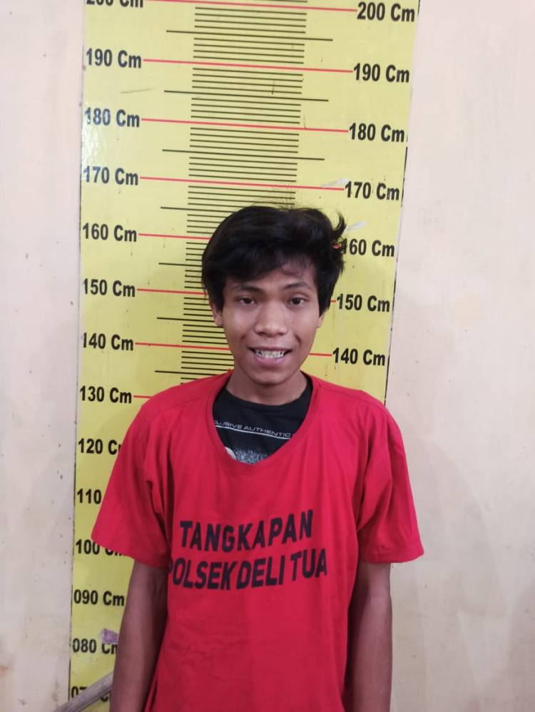 Polisi Tangkap Komplotan Bongkar Rumah di Medan